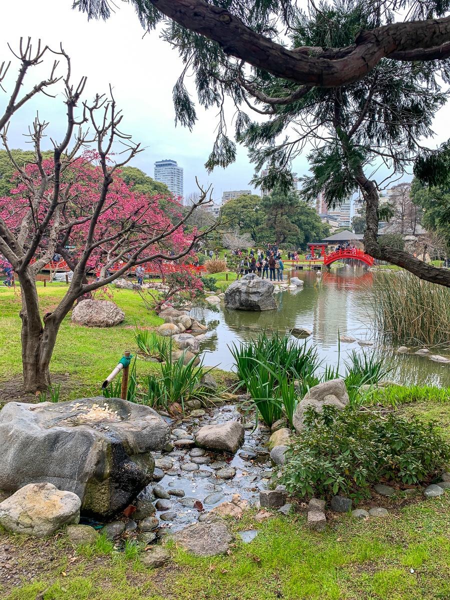 Jardín Japonés in Buenos Aires