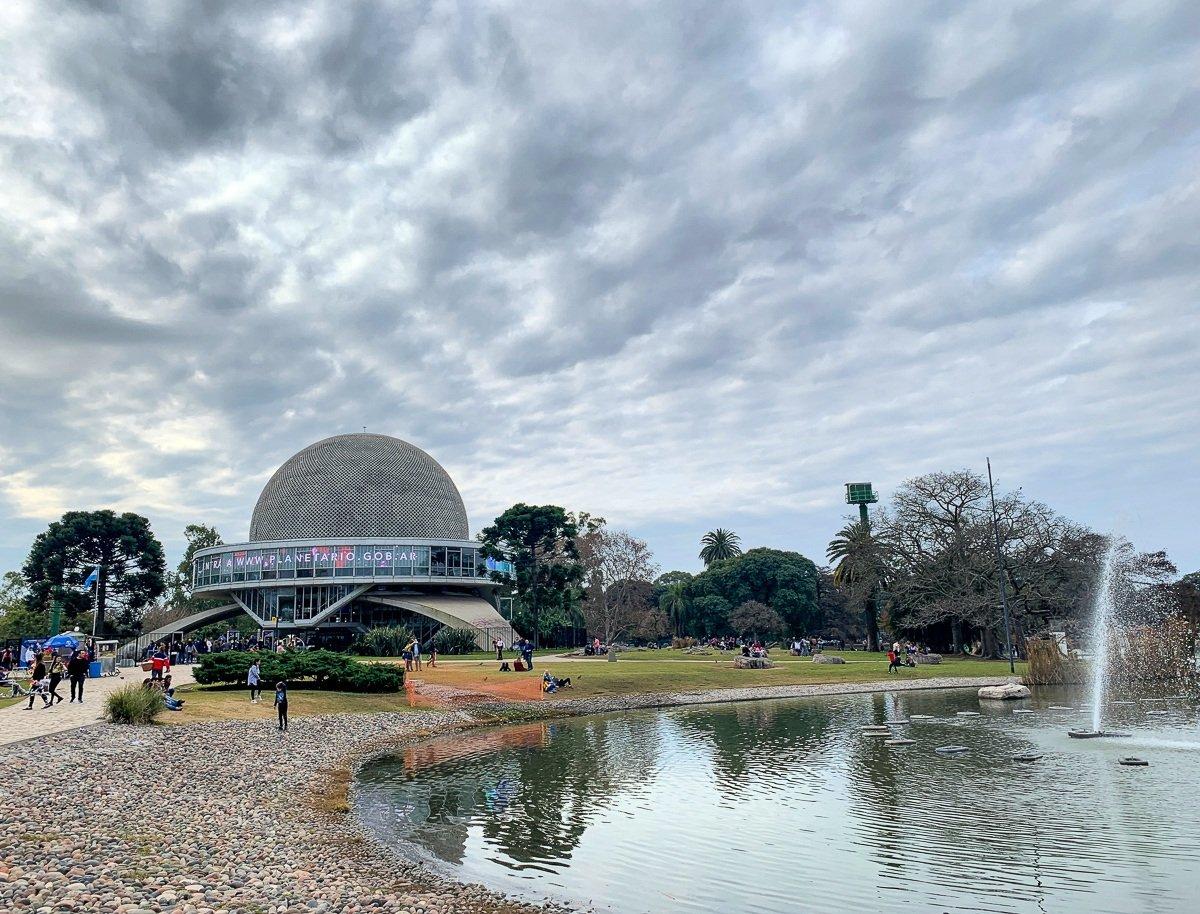 Planetario Galileo Galilei, Buenos Aires