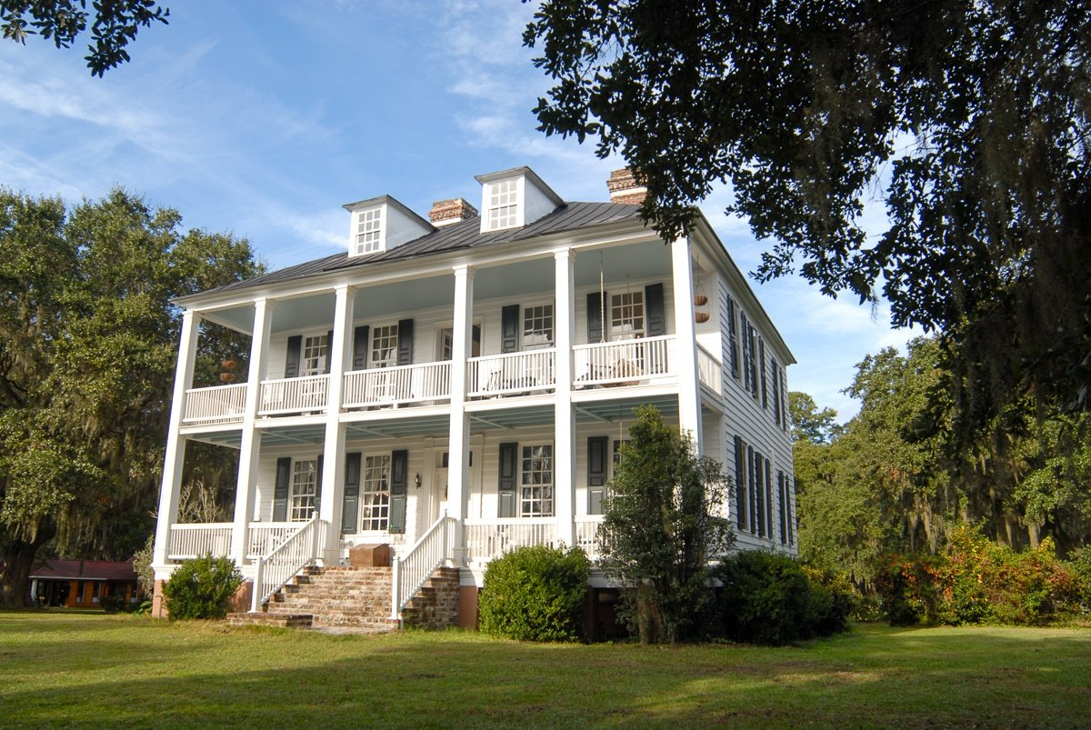 Hopsewee Plantation near Myrtle Beach