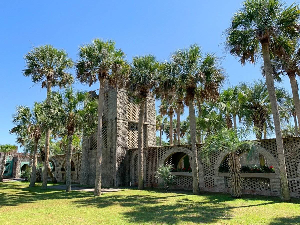 Atalaya Castle in Myrtle Beach