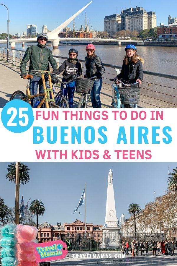 25 Fun Things to Do in Buenos Aires with Kids & Teens
