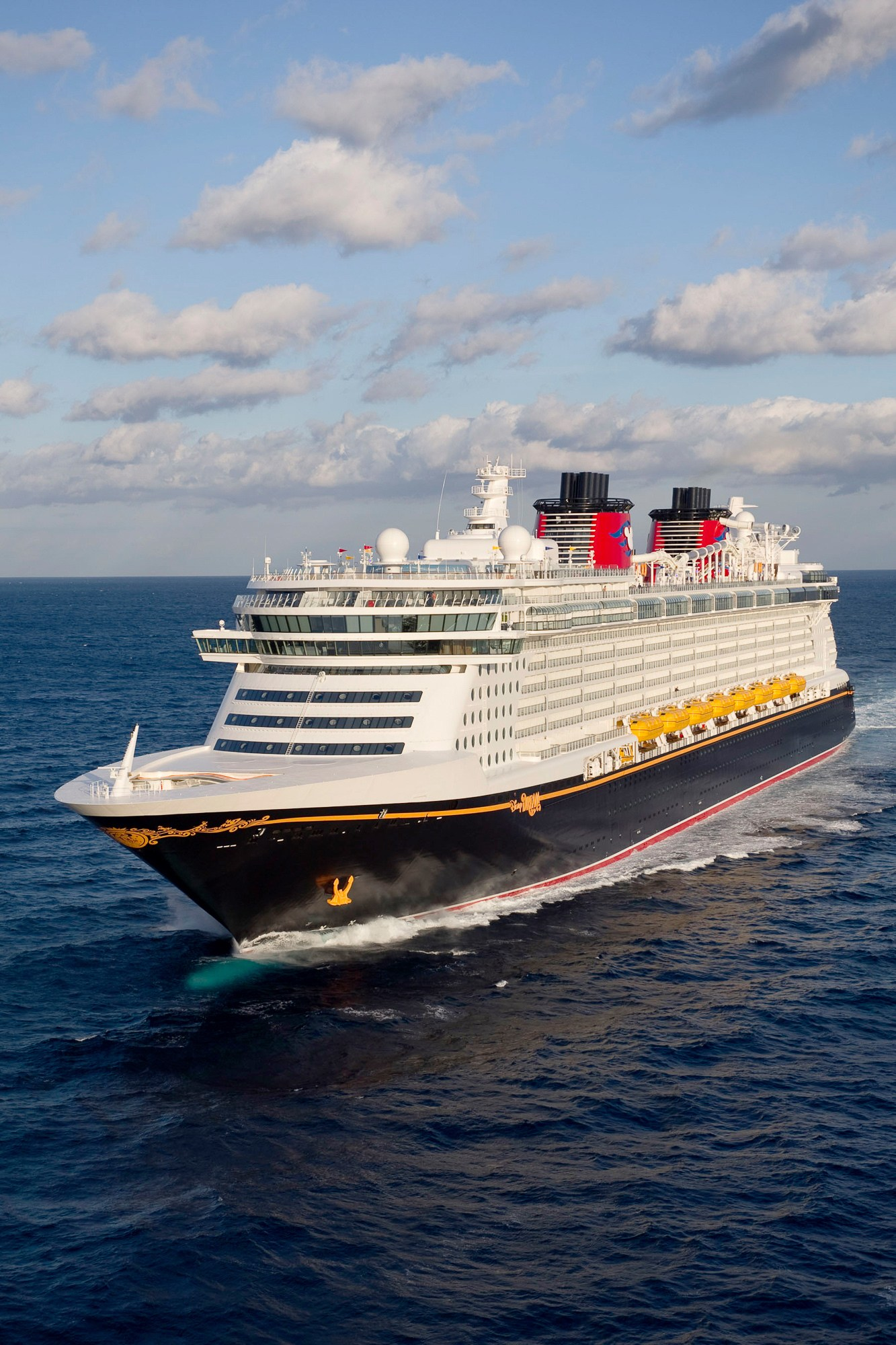 Disney Dream is one of four Disney Cruise Line ships (Photo credit: David Roark)