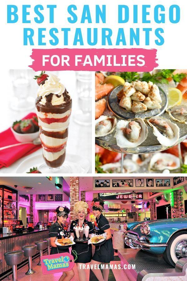 Best San Diego Restaurants for Families