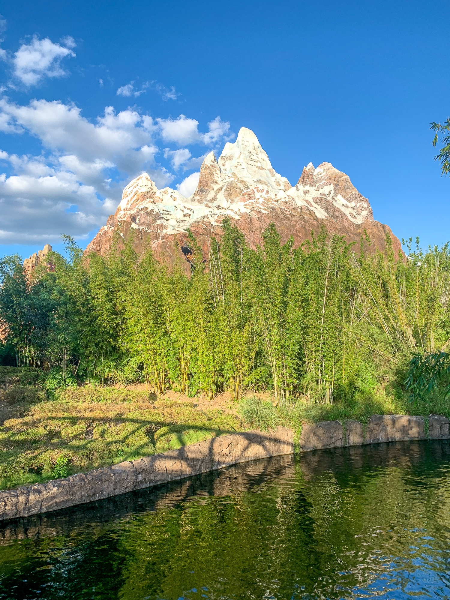 FASTPASS ride, Expedition Everest at Disney's Animal Kingdom
