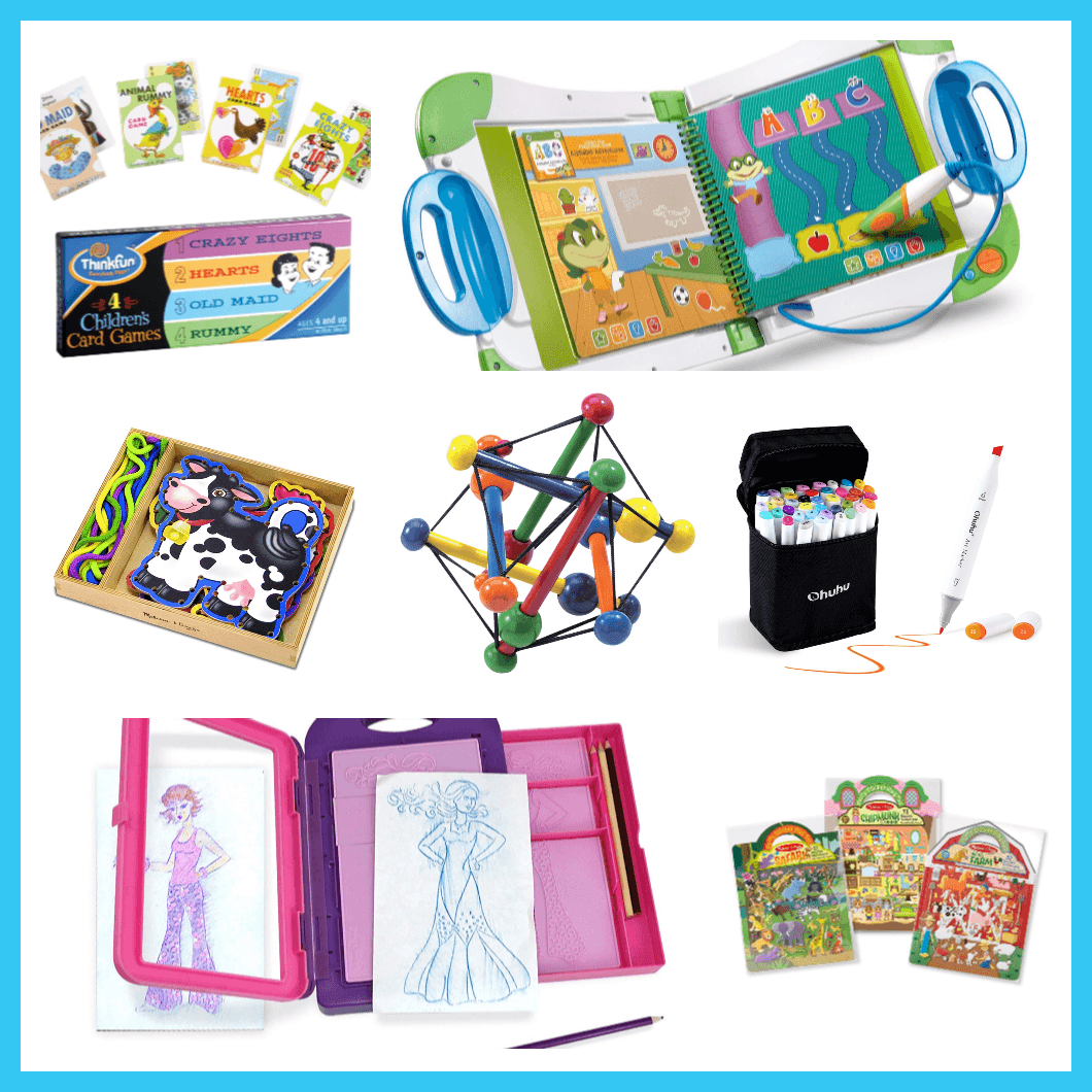 Best Travel Toys for Kids, Babies and Teens