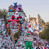 Winter Holidays at Disneyland