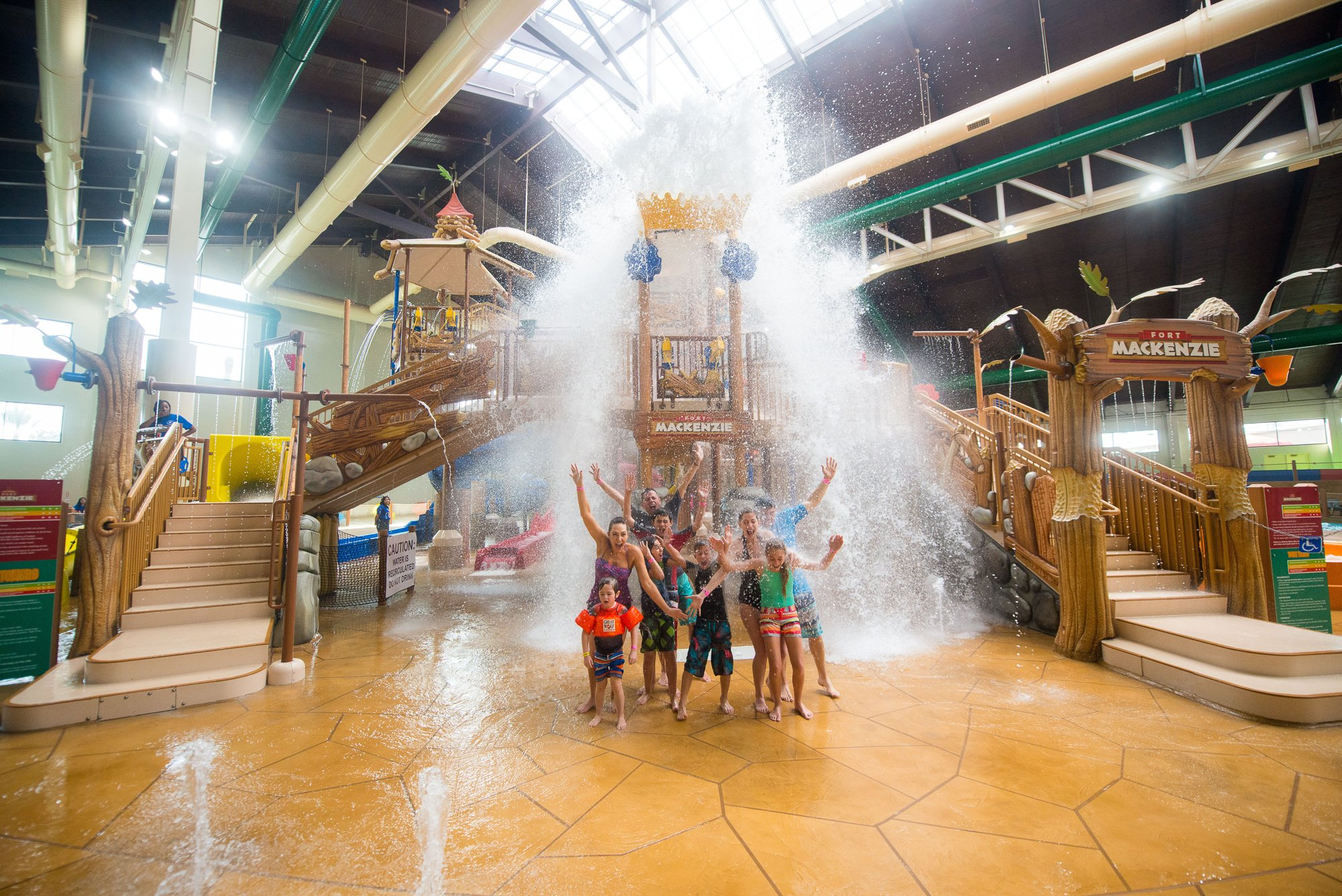 Great Wolf Lodge Southern California waterpark