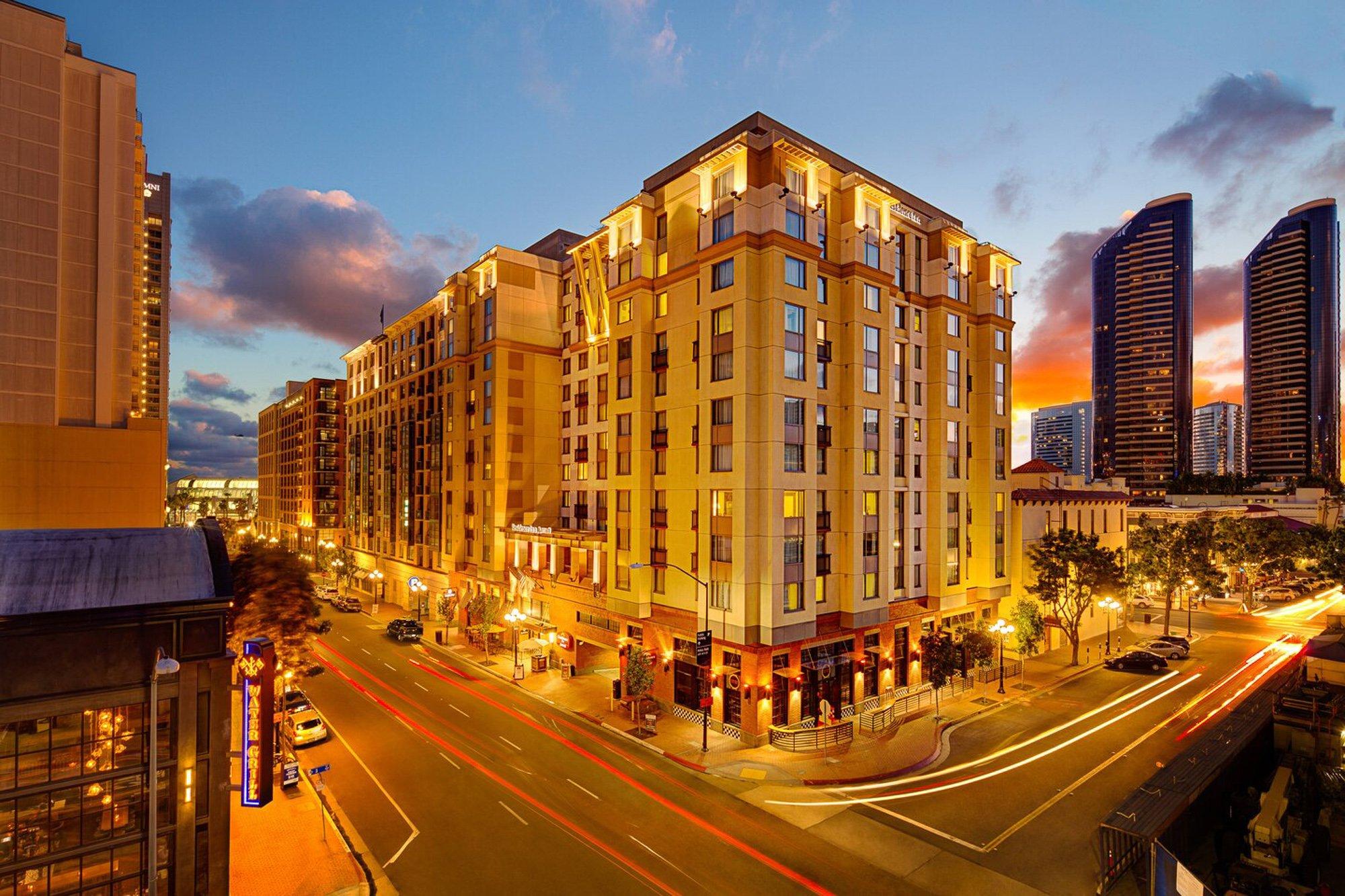 Residence Inn San Diego/Gaslamp Quarter