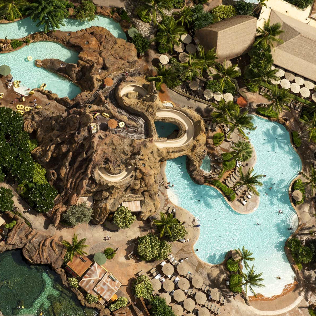 The World's Best Disney Hotel Swimming Pools