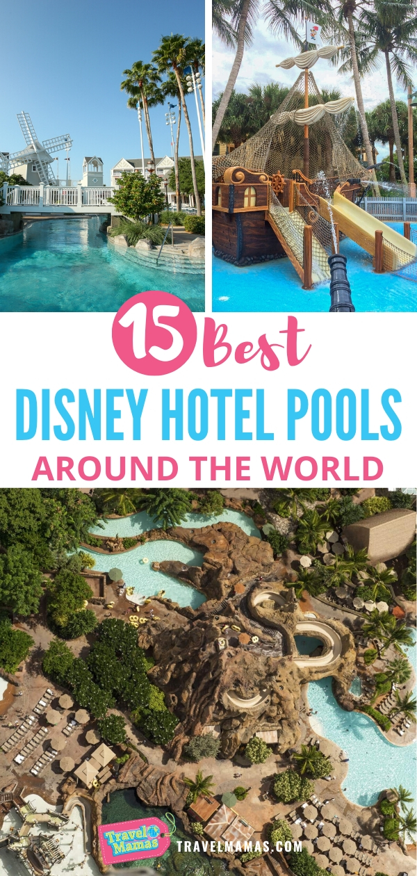 Top Disney Hotels with Fabulous Swimming Pools