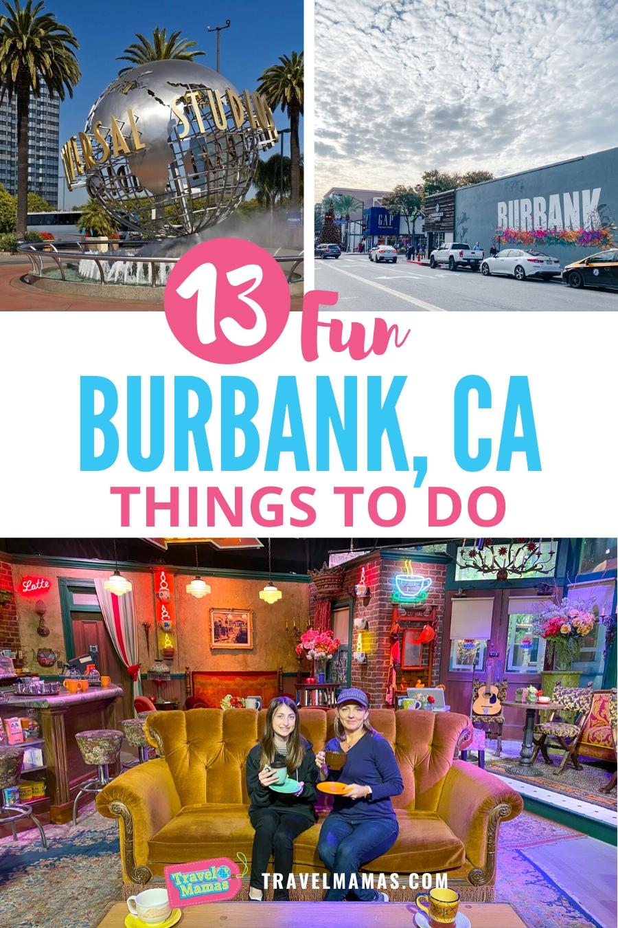 Fun Things to Do in Burbank, CA