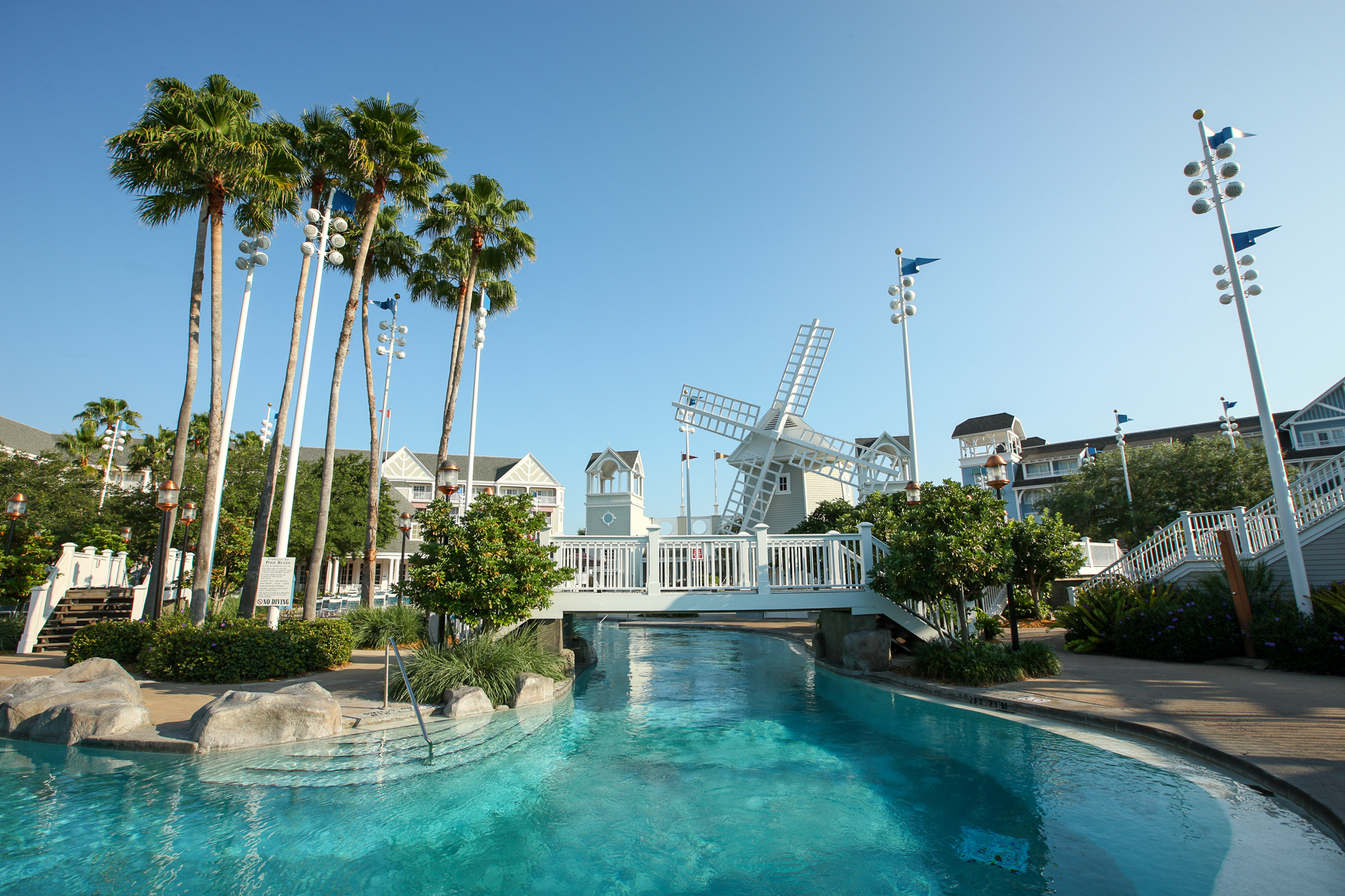 Stormalong Bay at Disney's Yacht Club and Beach Club