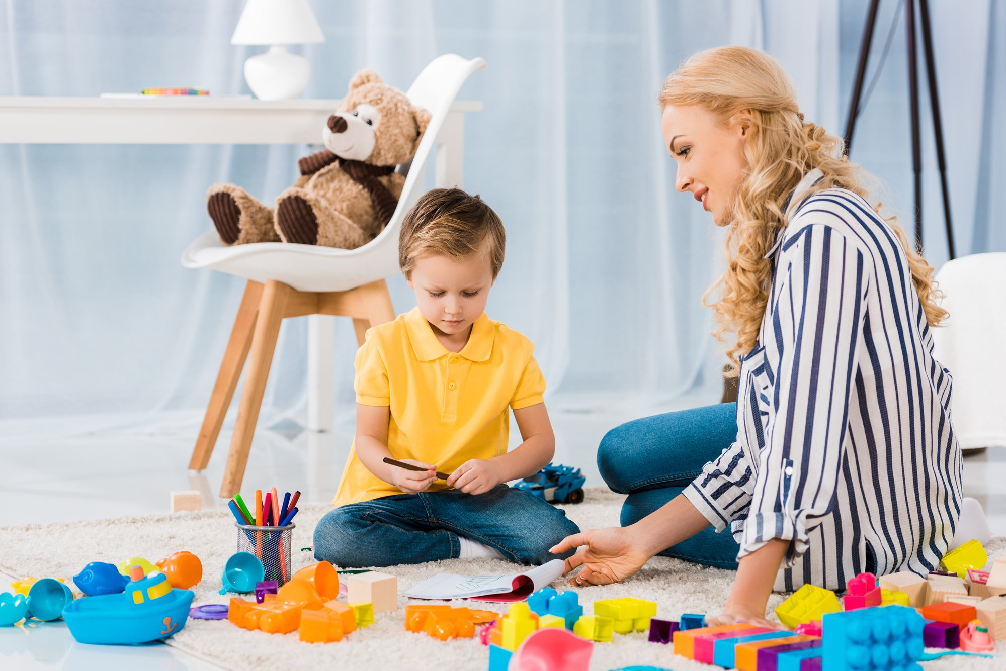 Bring along a trusted nanny or babysitter on your travels