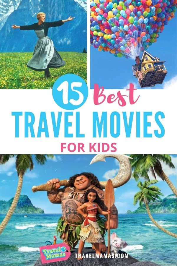 Best Travel Movies for Kids of All Ages