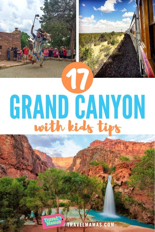 Tips for Planning a Trip to the Grand Canyon with Kids