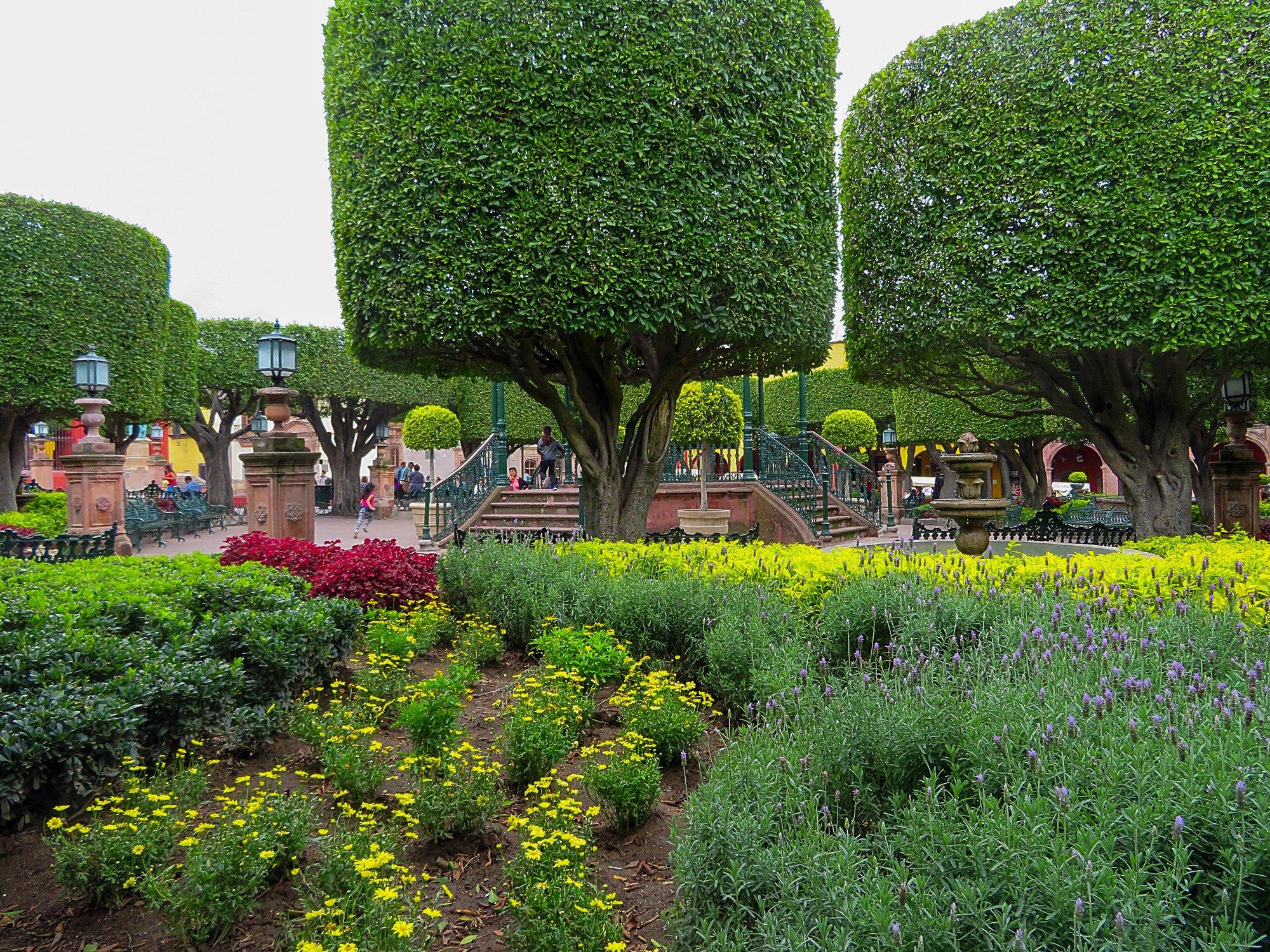 San Miguel de Allende's Jardín