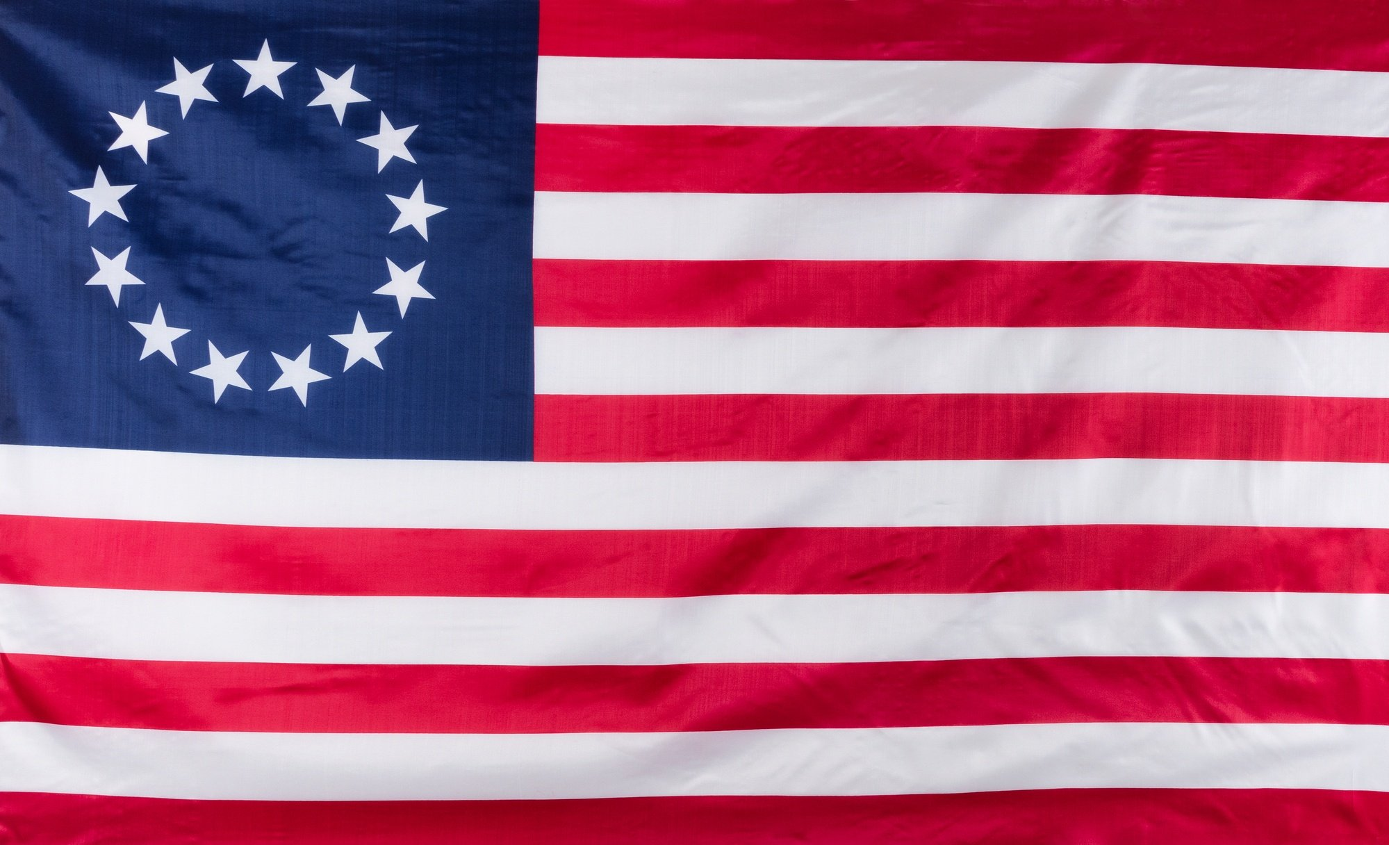 Flag of the original Thirteen Colonies