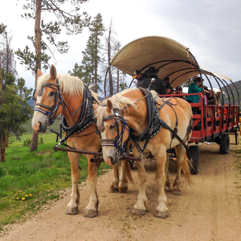 Keystone Wagon Ride Dinner