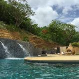 The Hydrotherapy Garden at Dreams Spa by Pevonia