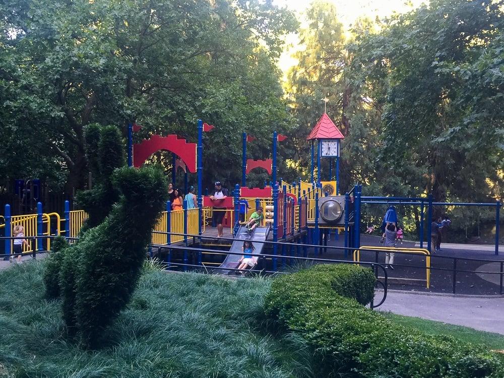 Washington Park Playground