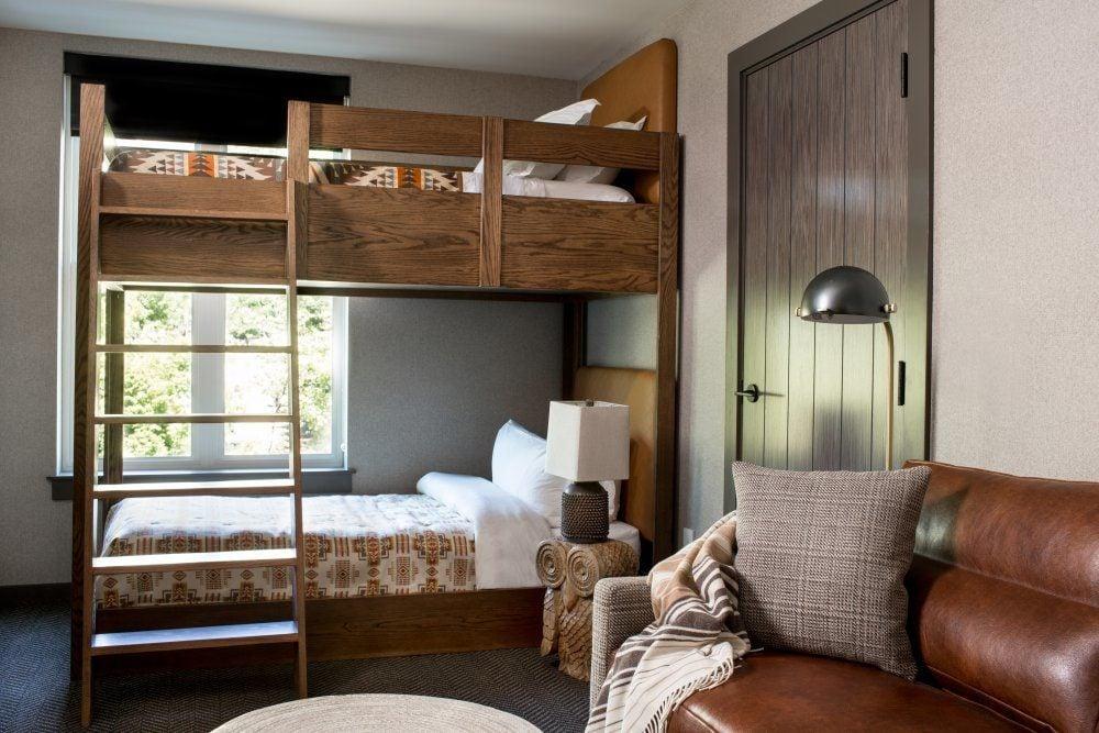 Bunkalow Suite at Kimpton RiverPlace