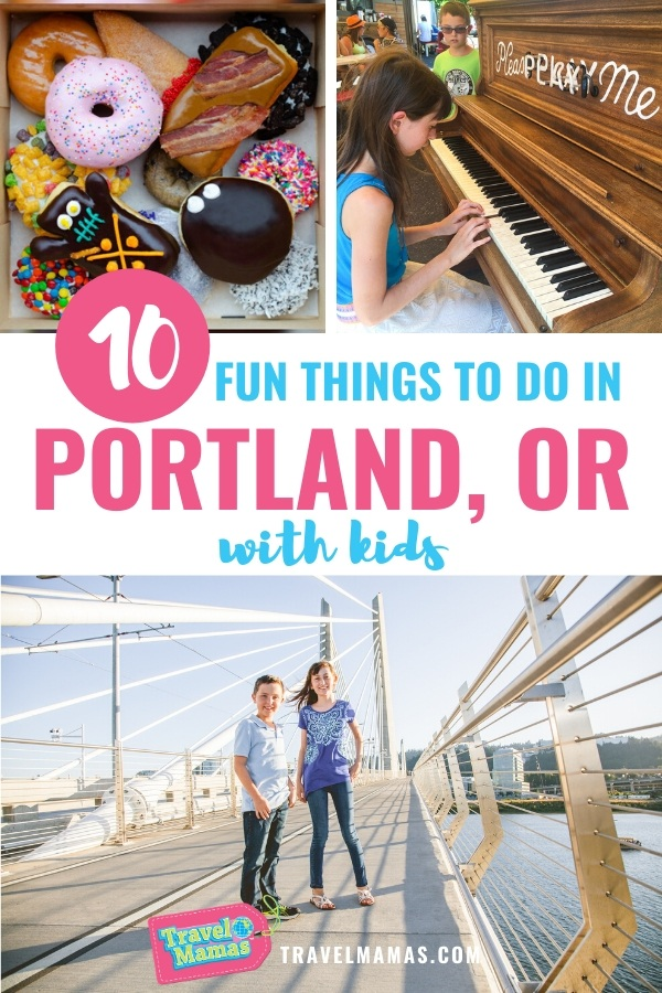 Things to Do in Portland, Oregon with Kids