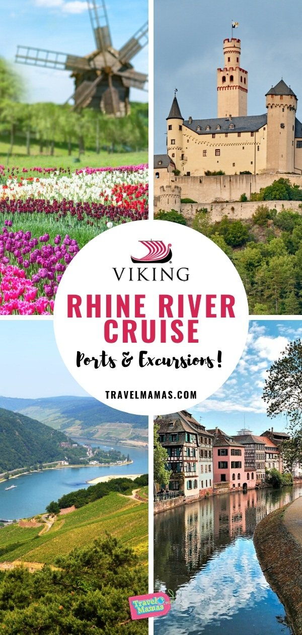 Viking Rhine River Cruise Review