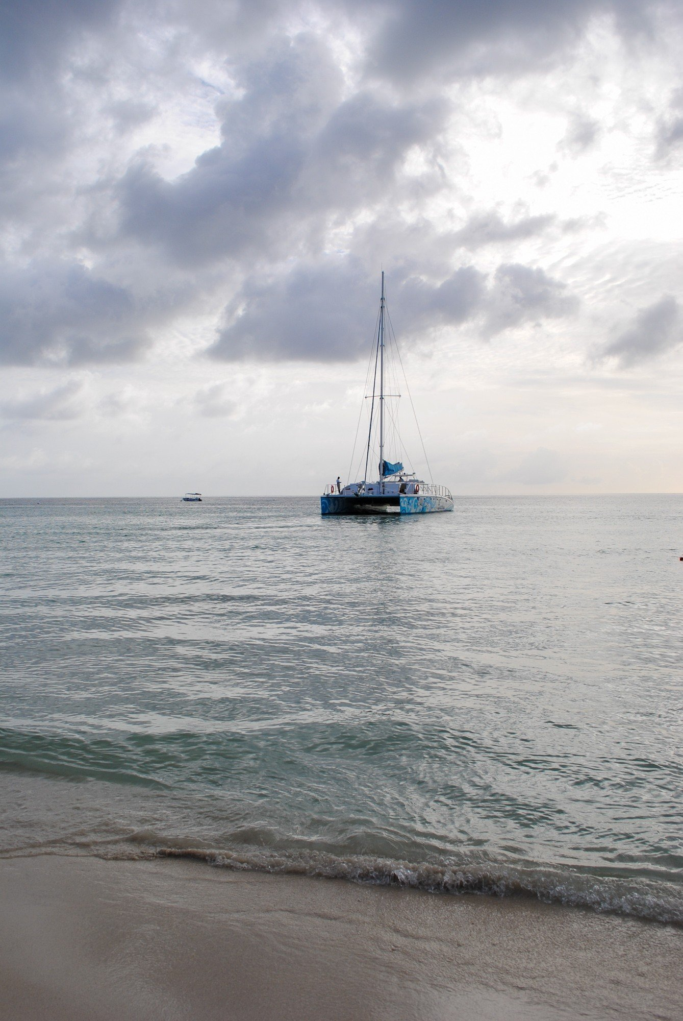 Catamaran at Beaches Negril
