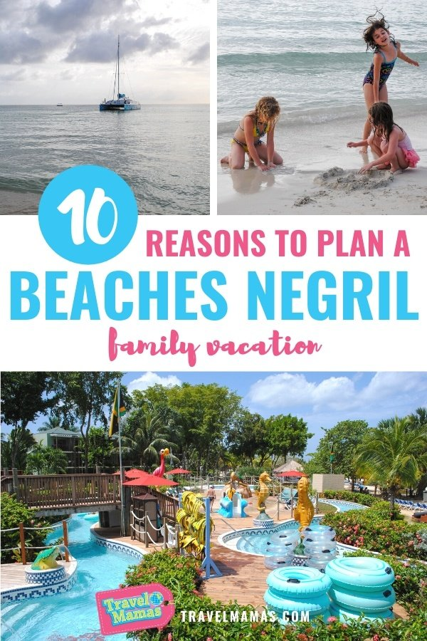 Beaches Negril Resort Review for Families