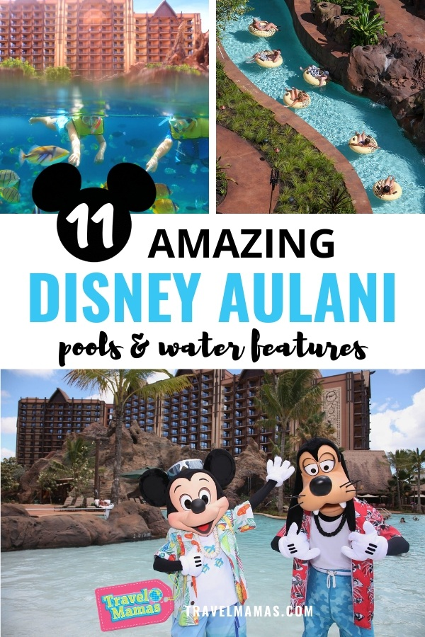 Disney Aulani Pool and Water Features Review