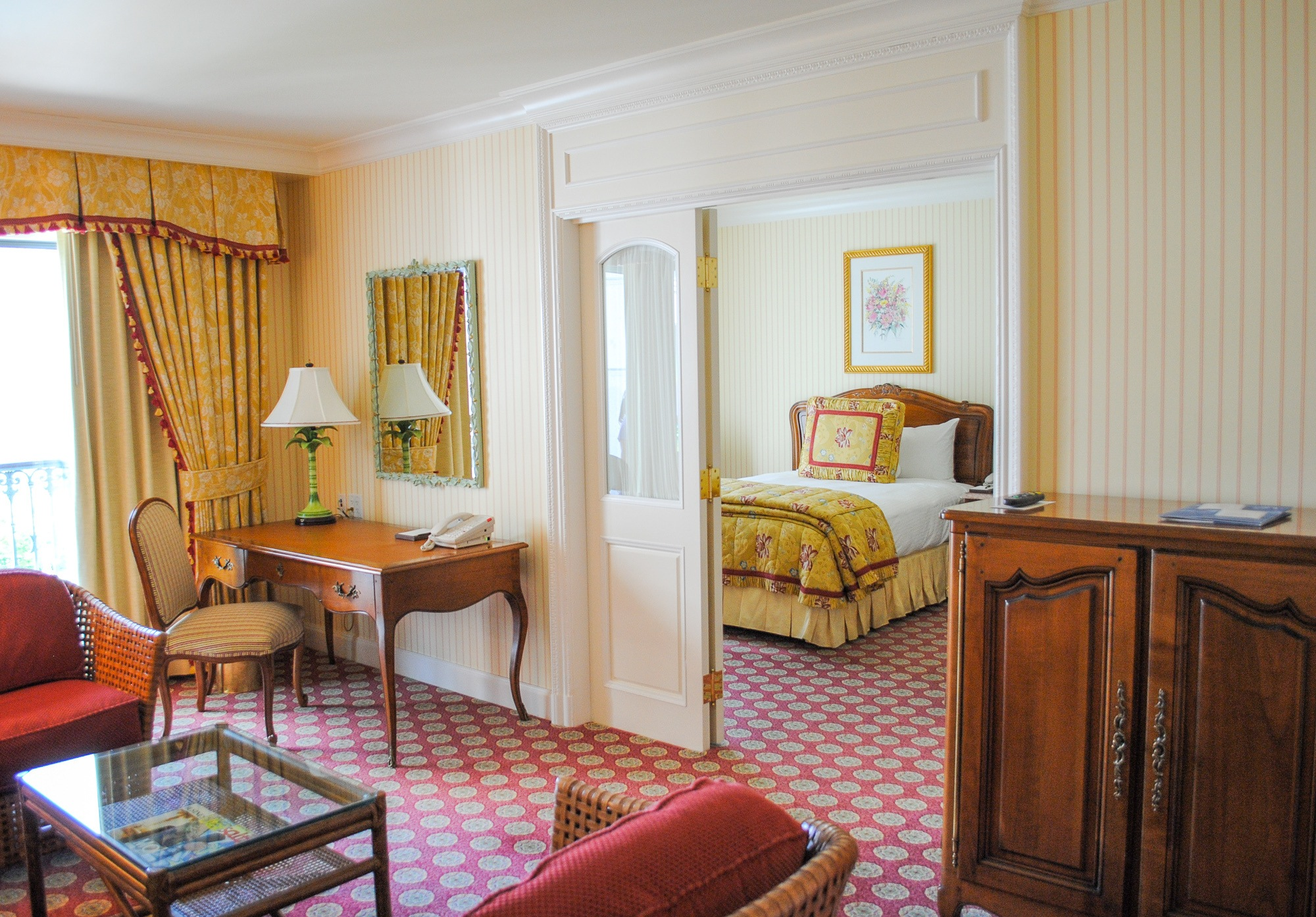 Luxurious accommodations at the Grand Hotel in Salt Lake City
