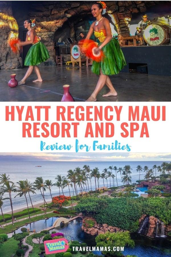 Hyatt Regency Maui Resort Review for Families with Kids