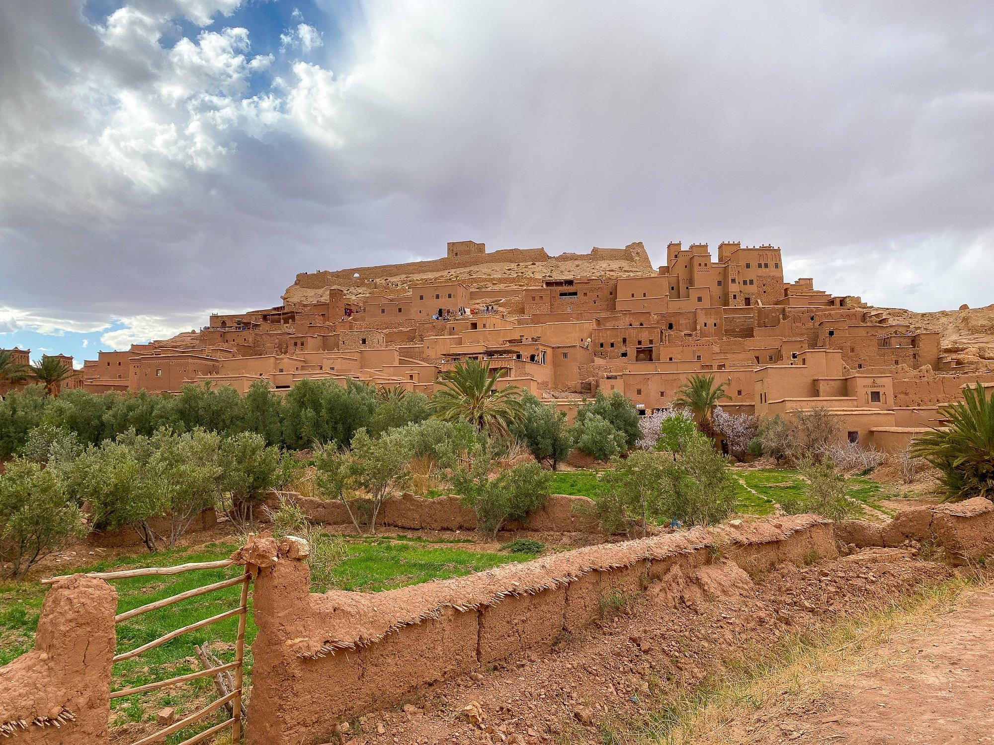 Aït Ben Haddou Village, UNESCO World Heritage Site