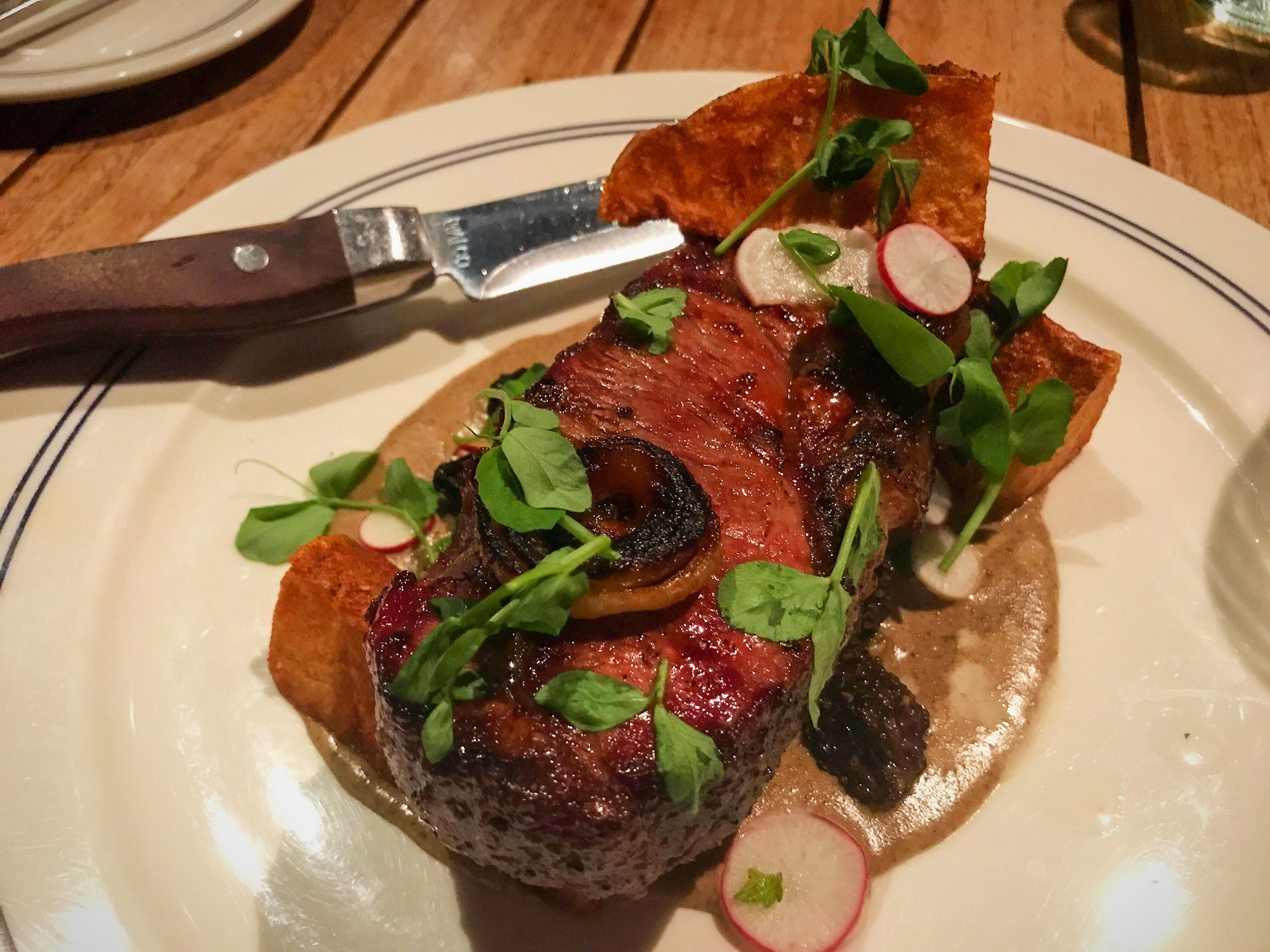 Steak at Proof Restaurant Scottsdale