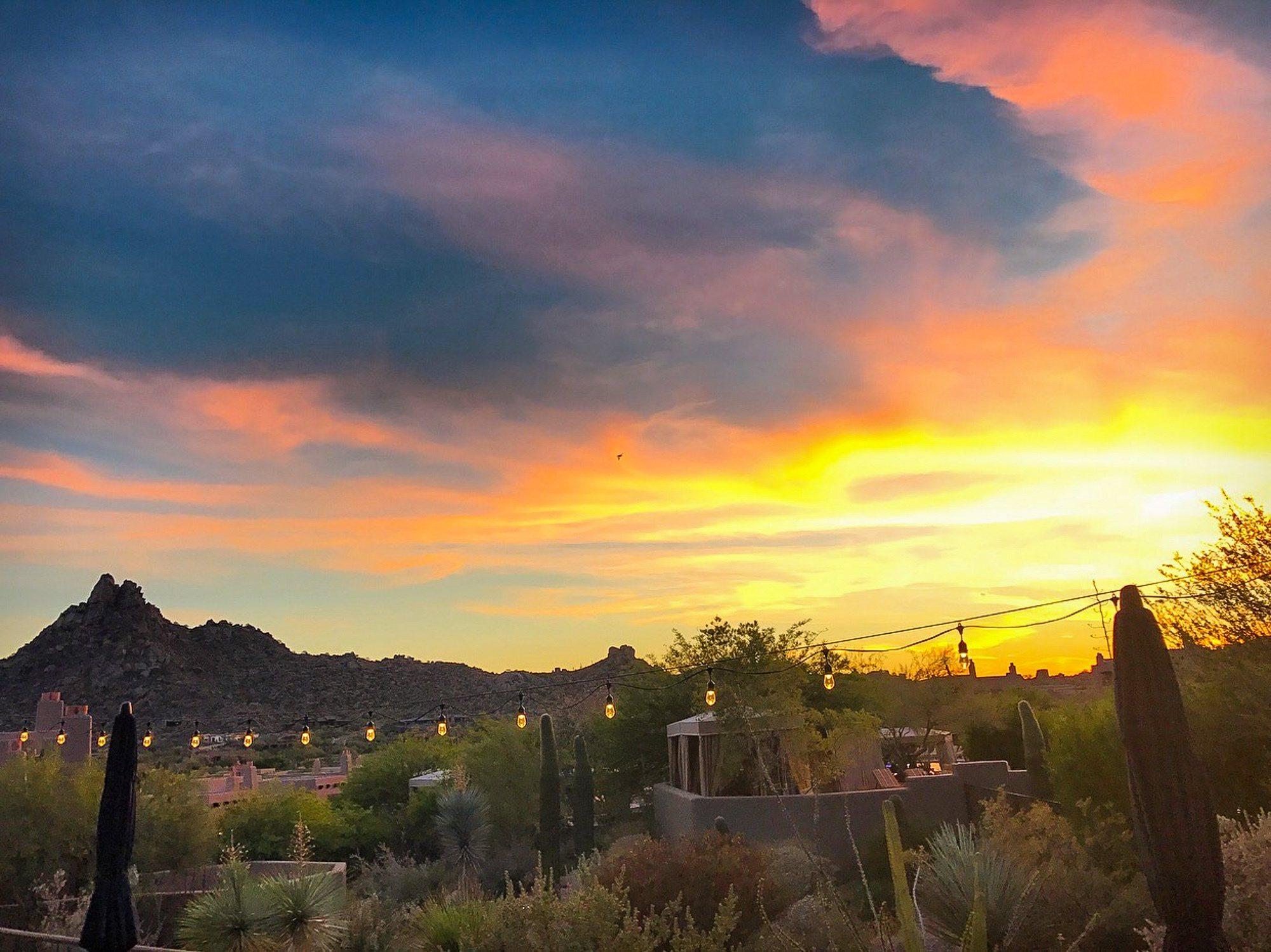 Desert Beauty at Four Seasons Scottsdale Troon North