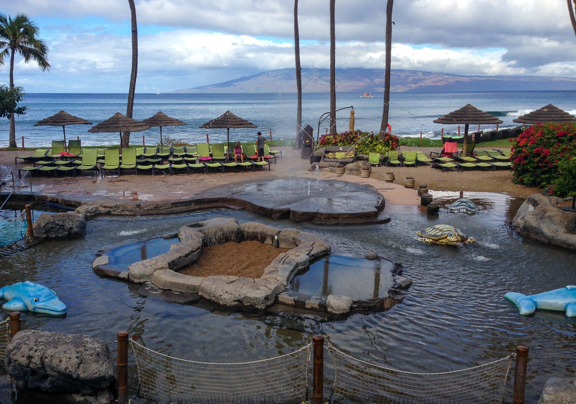 Beachfront Keiki Lagoon