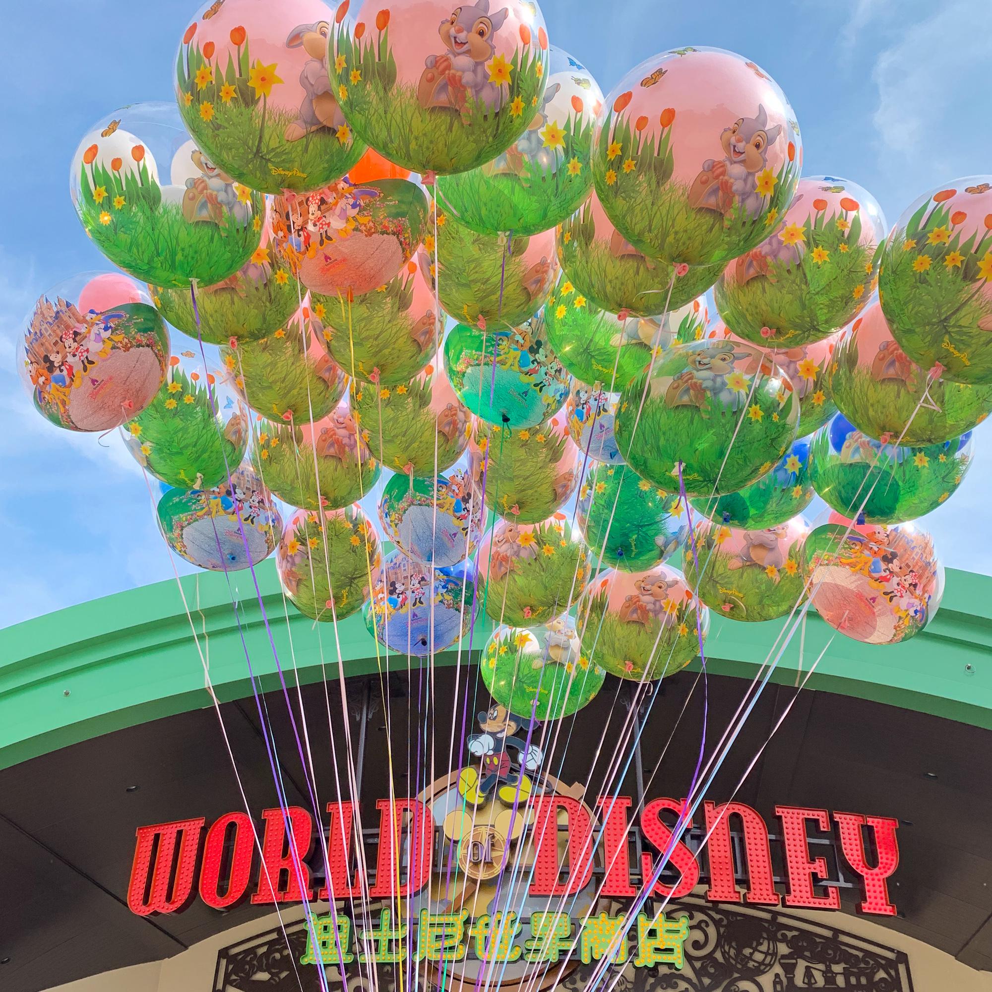 World of Disney store in Disneytown Shanghai