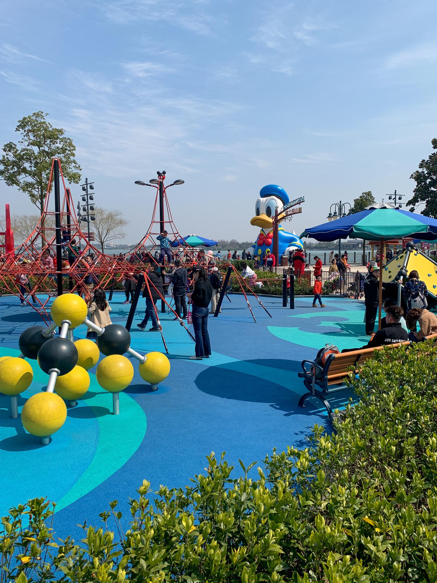 Dragonfly Playground in Disneytown