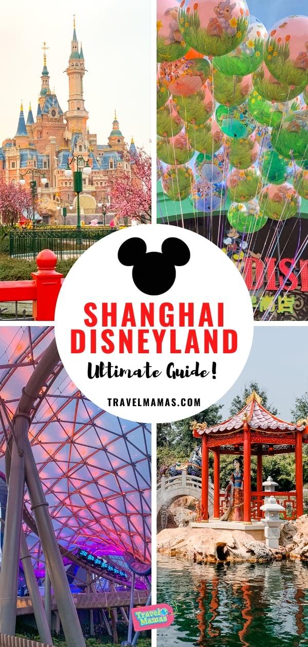 Shanghai Disneyland Tips for Families