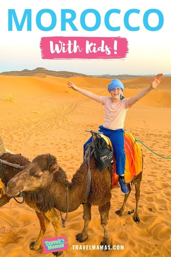 Tips for Visiting Morocco with Kids