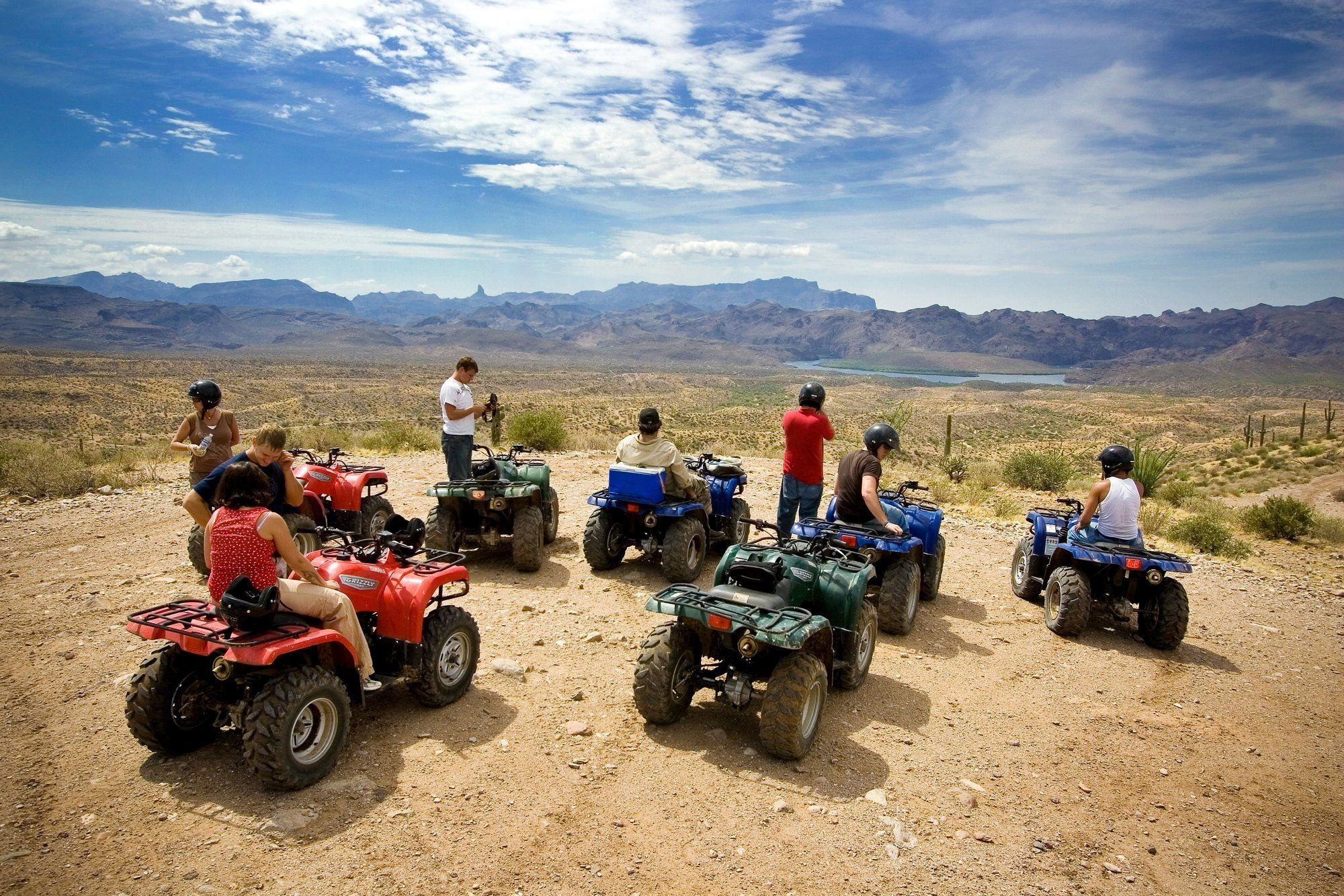 Stellar Adventures ATV Sonoran Desert Tour