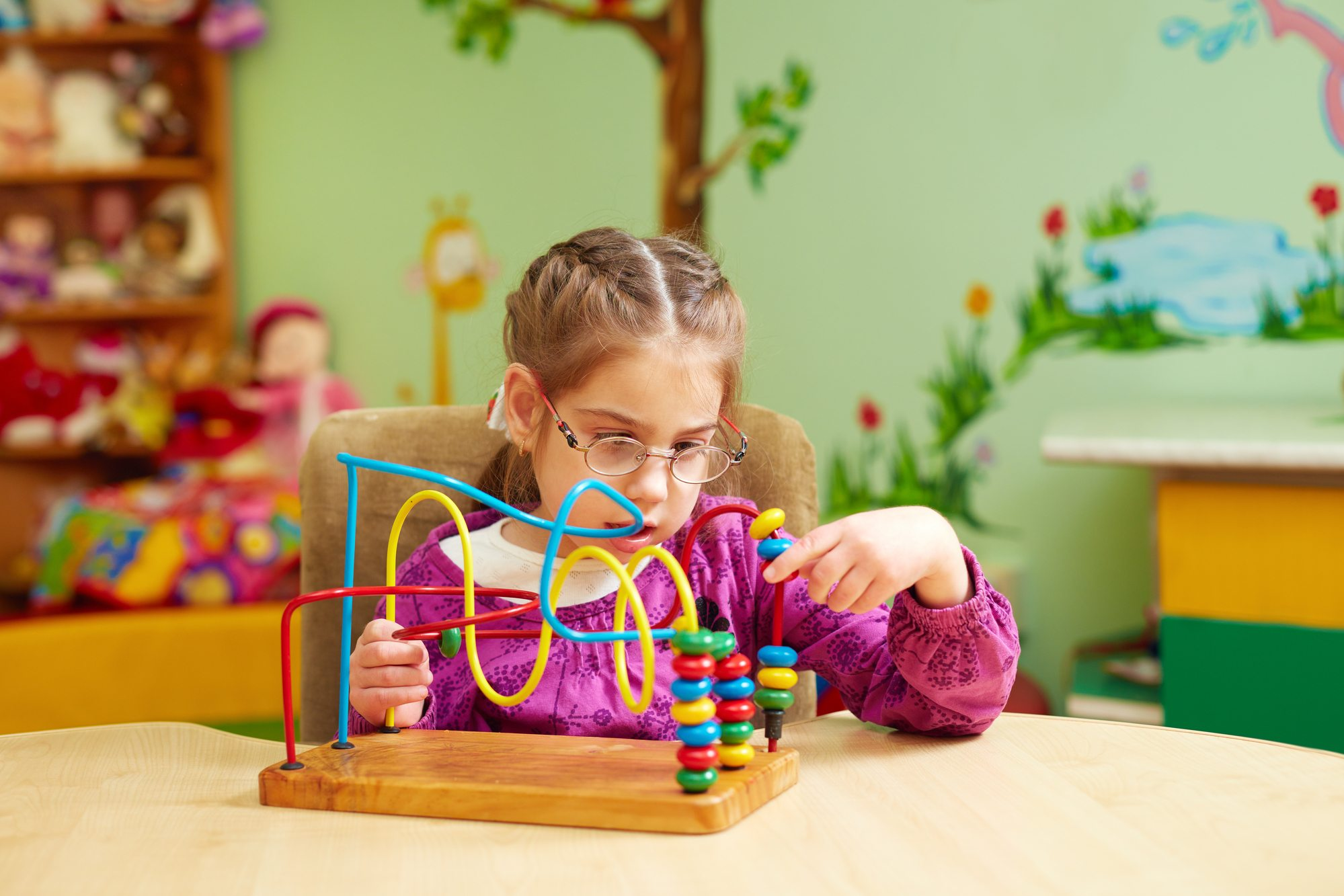 Look for hotels and kids clubs that have staff trained to work with disabled kids