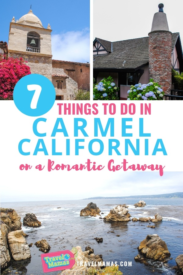 Romantic Things to Do in Carmel California