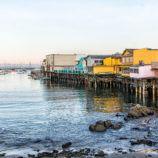 Monterey, California Wharf