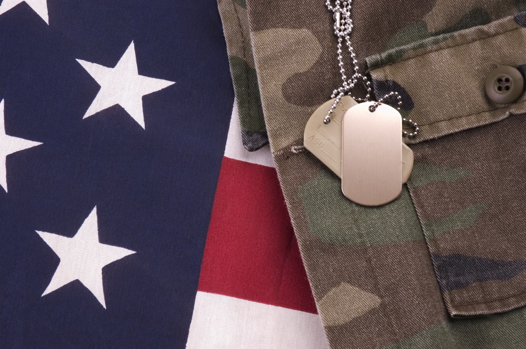 Thank military members for their service