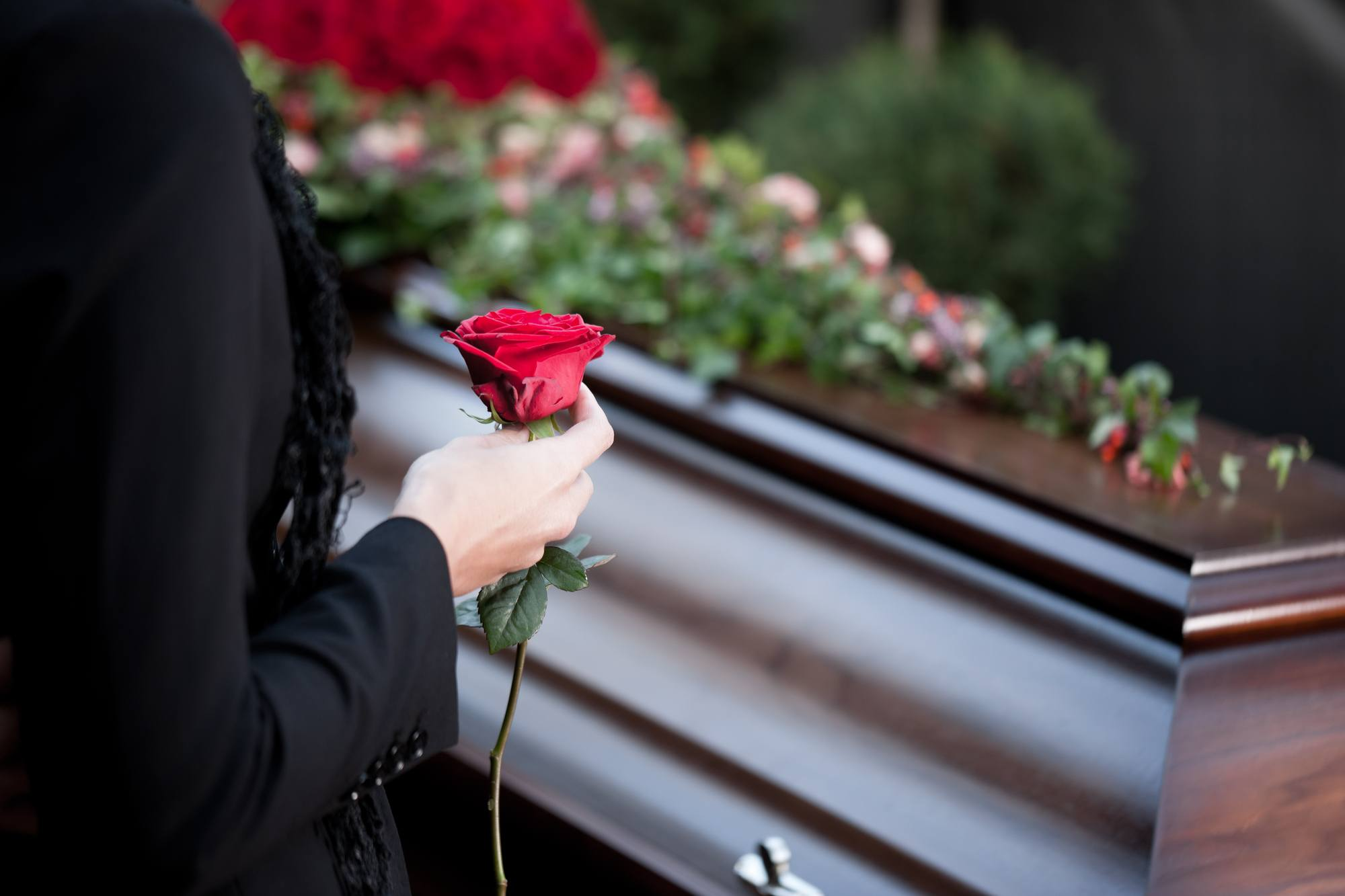 It's so hard to know what to say when someone dies