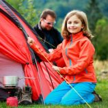 Camping gear to buy for your first camping trip