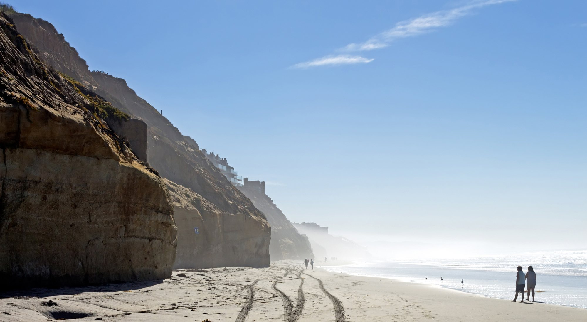 Enjoy seven miles of beaches in Carlsbad, CA with kids