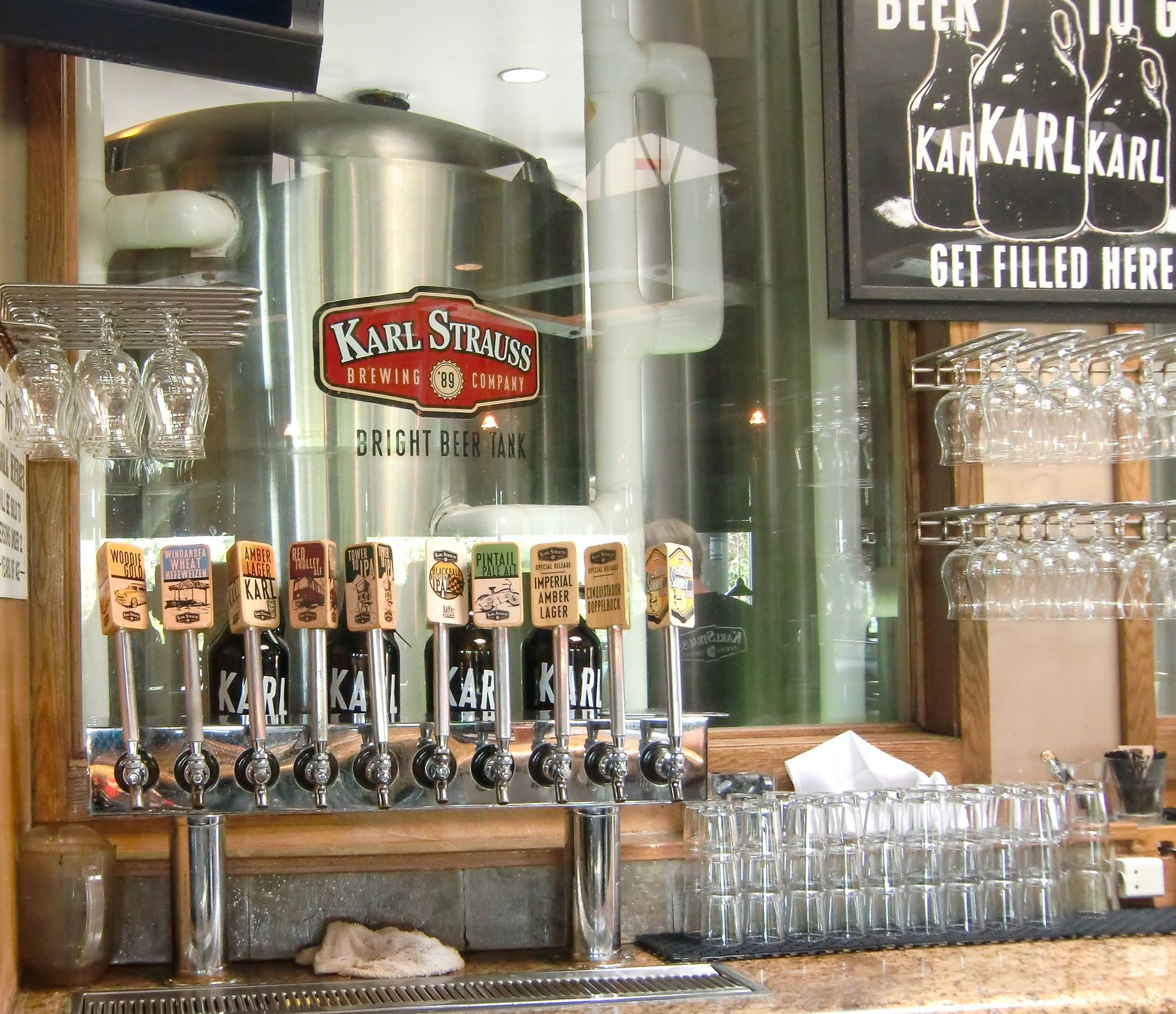 Karl Strauss Brewing Company