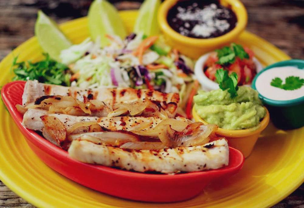 Mexican cuisine at Las Olas in Carlsbad
